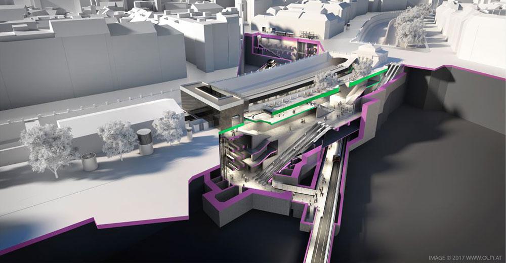 Wir starten den U-Bahn-Ausbau in Wien