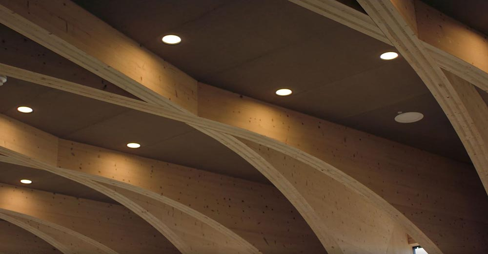 ZÜBLIN Timber verwirklicht Holzbau-Visionen