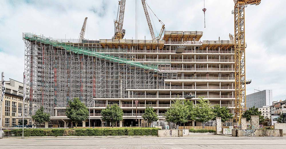 ZÜBLIN teamconcept und Axel-Springer-Neubau: Wie Partnering komplexen Bauprojekten zum Erfolg verhilft